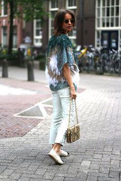 Lizzy van der Ligt - festival fringes