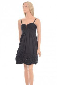 BCBG Max Azria dress.