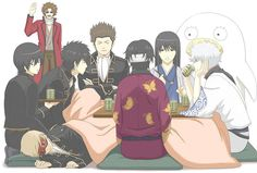 Gintama images Joui HD wallpaper and background photos (31745763)