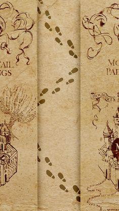 Marauder S Map Wallpapers Pinterest Harry Potter Wallpaper