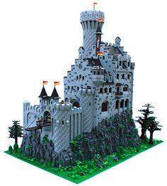 Castle Rockenstein 1 by Rocko™, via Flickr