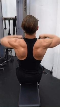 Big Back Workout, Back Workout Routine, Push Workout, Full Body Hiit Workout, Gym Workout Videos, Weight Training Workouts, Gym Workout For Beginners, Workout Music, Gym Workouts