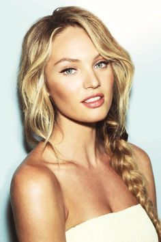 The blonde beauty- Candice Swanepoel