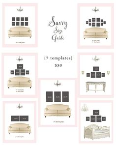 wall hanging templates