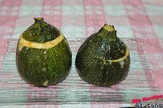 Dale un toque riquísimo a los calabacines con queso de Menorca como hace la autora del blog MIS RECETAS.