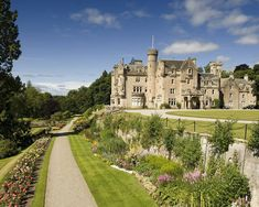 The Most Luxurious Hotels in Scotland