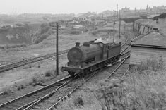 Tom Youngs, Railroad History, North East England, British Rail, Coal Mining, Sunderland, Steam Engine, Steam Locomotive, Photo S
