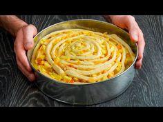 Tuto sezónu jsem ho dělal už třikrát Fantastický jablečný koláč,kterého není nikdy Cookrate-Czech - YouTube