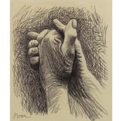 Henry Moore >> The Artist's Hands