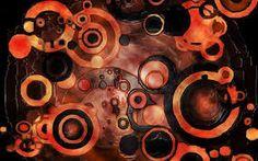 Αποτέλεσμα εικόνας για 3d wallpapers black orange