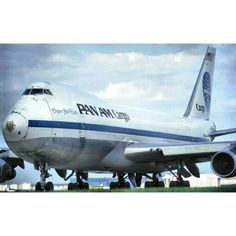 Pan Am Cargo B747 freighter