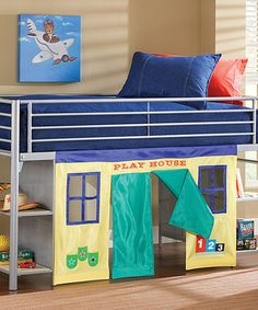 Play House Loft Bed | zulily