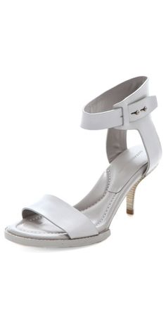 Would make a nice pair of go-to neutral sandals... Alexander Wang, Inna Sandals, $470.