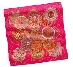 hermes scarf...yes, please!