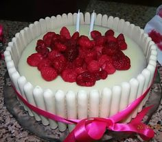 Mommy's birthday cake, home made *