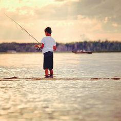 The world needs more tackle boxes and less Xboxes. (Photo Courtesy of Take Me Fishing).