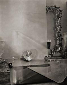 Labyrinthe de verre vers … c. 1968–1972 … by Josef Sudek (1896–1976) … nineteensixties, nineteenseventies …
