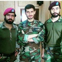 Shaheed captain Ruhulallah
