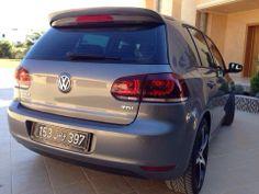 Annonce de vente de voiture occasion en tunisie VOLKSWAGEN GOLF Sfax