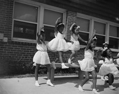 Photographed by Gordon Parks