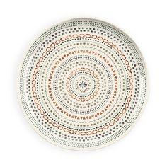 Desert Mandala 12 Piece Melamine Dinnerware Set by TarHong #TarHong #Country #AllOccasions Mandala Pattern, Mandala Design, Dinner Plate Sets, Dinner Plates, Melamine Dinnerware Sets, Tableware, Desert Colors, Shattered Glass, Fine Linens