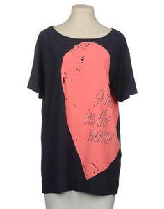 LOVE MOSCHINO Short sleeve t-shirts