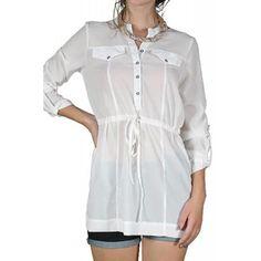 Tunica Dama VERO MODA Lady Lizette Urban, Shirt Dress, Lady, Shirts, Dresses, Fashion, Vestidos, Moda, Shirtdress