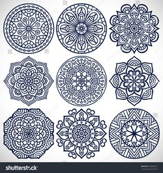 stock-vector-mandalas-vintage-decorative-elements-oriental-pattern-vector-illustration-islam-arabic-318085595.jpg (1500×1600)