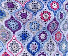 A special shawl for a very special lady.