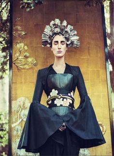 awesome VOGUE ALEMANHA | Editorial Moda Fevereiro 2013 | Franzi Mueller