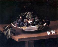 Italian Baroque, Still Life Fruit, Fruit Painting, Italian Painters, Feminist Art, Botanical Drawings, Caravaggio, Old Master, Art History