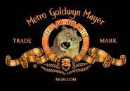 A evolução do logo da MGM