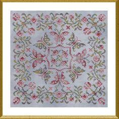Free Celtic Cross Stitch Pattern & Design