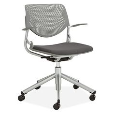 Runa® Swivel Office Chair - Office Chairs - Office - Room & Board