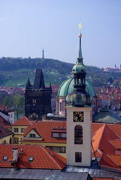 View of Praha, Czech Republic