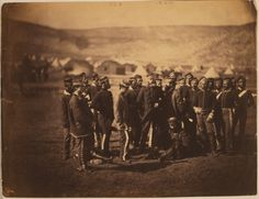 The Light Brigade, from the Crimean War, 1854