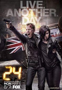 La serie 24 vuelve a la TV pero sin Jack Bauer
