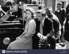 Romy Schneider & Karlheinz Bohm Kitty And The Great Big World (1956 Stock Photo, Royalty Free Image: 78284717 - Alamy