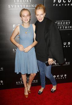 Η κόρη της Ούμα Θέρμαν είναι κούκλα και μόλις έκανε το ντεμπούτο της στο…