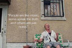 People are like music