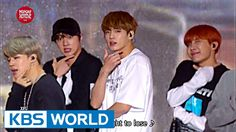 BTS - FIRE | 방탄소년단 - 불타오르네 [2016 K-POP World Festival / 2016.10.18]