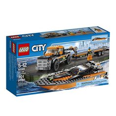 LEGO City Great Vehicles with Powerboat LEGO http://www.amazon.com/dp/B00NHQFQ76/ref=cm_sw_r_pi_dp_D-bOvb1687BX2