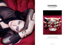 glamorous Chanel bracelet