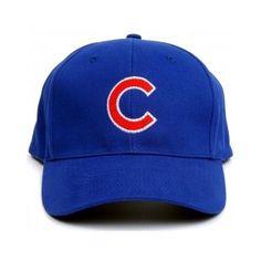 MLB Chicago Cubs LED Light Up Flashing Logo Adjustable Hat Baseball Cap NEW #ChicagoCubs