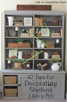 10 tips for decorati