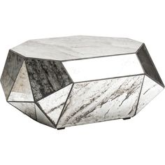 Reflections Coffee Table (7.630 ARS) ❤ liked on Polyvore featuring home, furniture, tables, accent tables and coffee table