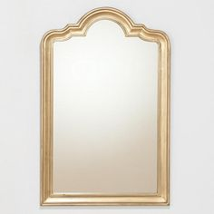 WorldMarket.com: Nico Arch Mirror. Maybe spray paint a color for hall bathroom?