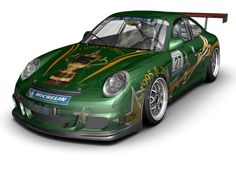 Rugby World Cup Porsche Rugby World Cup, Racing Team, Porsche, Vehicles, Car, Green, Automobile, Porch, Autos