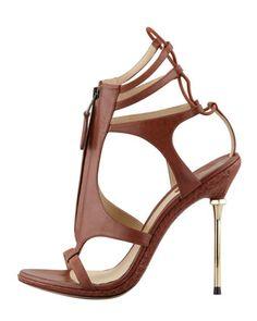 SECOND SKIN: B Brian Atwood's Merritta sandal