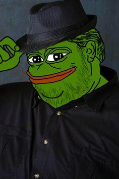 A new Pepe I made last night